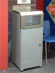 Litter Bins And Street Furniture Australia Food Court Bins